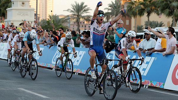Dünya Yol Bisikleti Şampiyonası'na Peter Sagan damgası