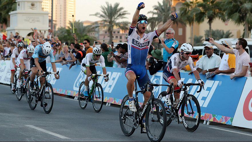 Ποδηλασία: Παγκόσμιος πρωταθλητής για δεύτερη χρόνια ο Σάγκαν