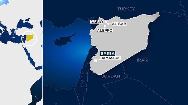 Symbolischer Sieg: Syrische Rebellen verteiben IS aus Dabik