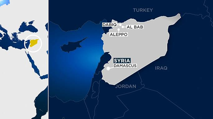 الجيش السوري الحر ينتزع السيطرة على بلدة دابق ويتجه إلى مدينة الباب