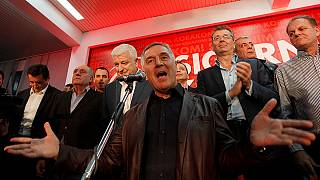 """День выборов в Черногории: власти объявили о поимке """"сербских террористов"""""""