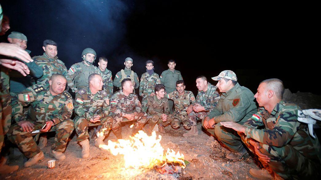 Angriff auf IS-Hochburg Mossul hat begonnen