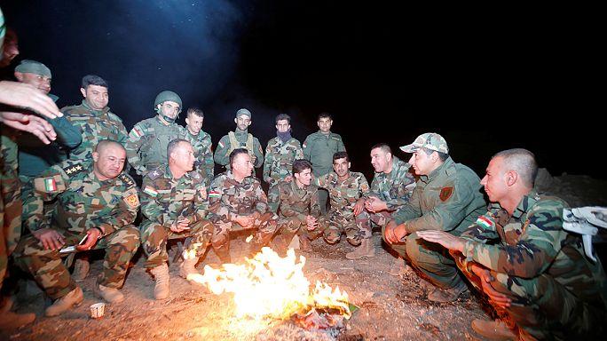 """Iraque lança """"batalha final"""" para retomar Mossul ao grupo Estado Islâmico"""