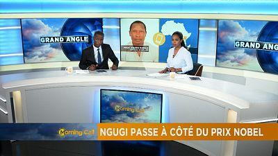 Kenyan writer Ngugi wa Thiong'o misses the Nobel prize again [The Grand Angle]