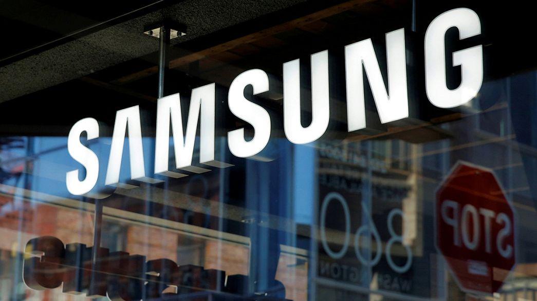 """Смартфон Samsung Galaxy Note 7 - """"персона нон-грата"""" на авиалиниях"""