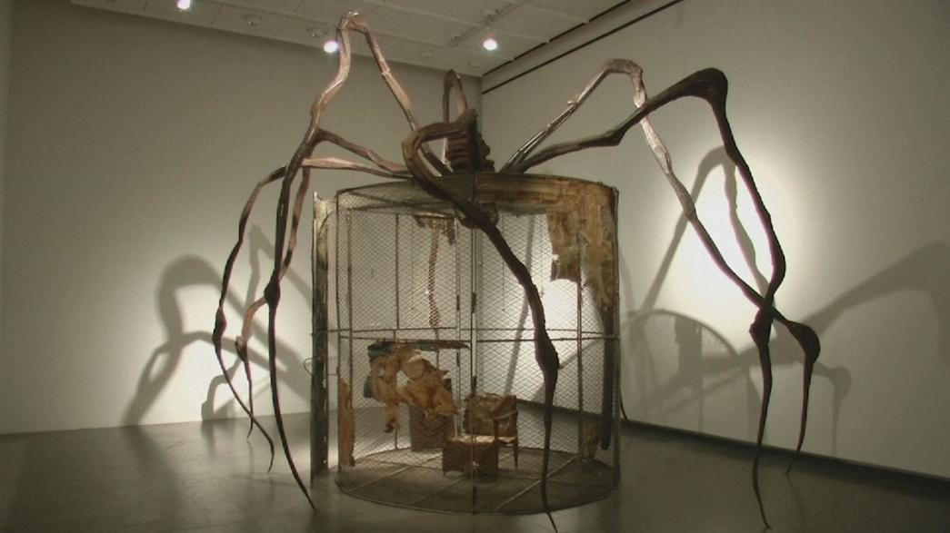 """Las """"celdas"""" independientes de Louise Bourgeois"""