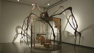 معرض للفنانة التشكيلية الفرنسية لويز بورجوا في الدنمارك