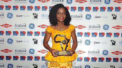 La rédactrice en chef d'Africanews remporte le prix CNN du journaliste africain 2016