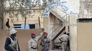 Attack on a prison holding 'terrorists' in Niger foiled