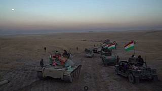 Offensive to retake Mosul starts