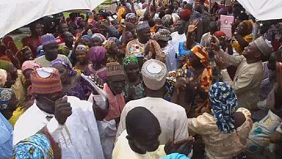Les 21 lycéennes de Chibok ont retrouvé leurs familles