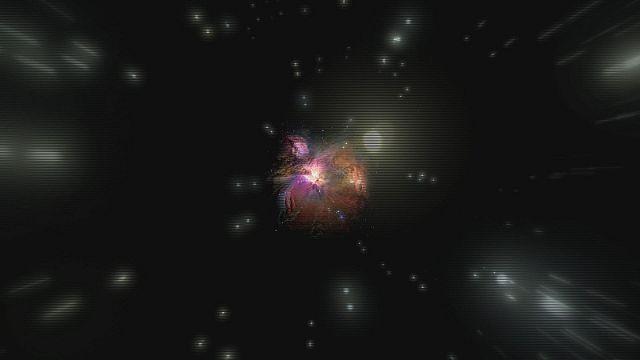 رؤية عمليات ولادة النجوم في درب التبانة
