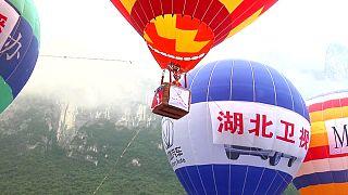 Cina, al via il Festival dei palloni gonfiati