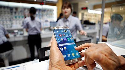 Après la tempête, Samsung remonte la pente
