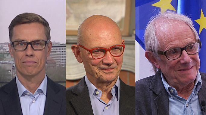 Tres opiniones europeas sobre las elecciones en Estados Unidos: Loach, Lamy y Stubb