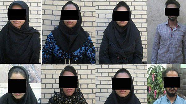 سپاه پاسداران ایران: بازداشت ۱۱ نفر از اعضای یک شبکه مدلینگ در زاهدان