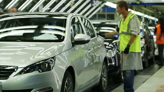 Peugeot-Citröen suprimirá otros 2.133 puestos en Francia en 2017