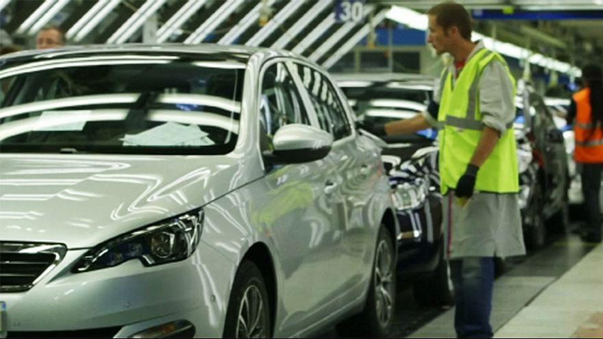 PSA Peugeot Citroën сокращает рабочие места во Франции