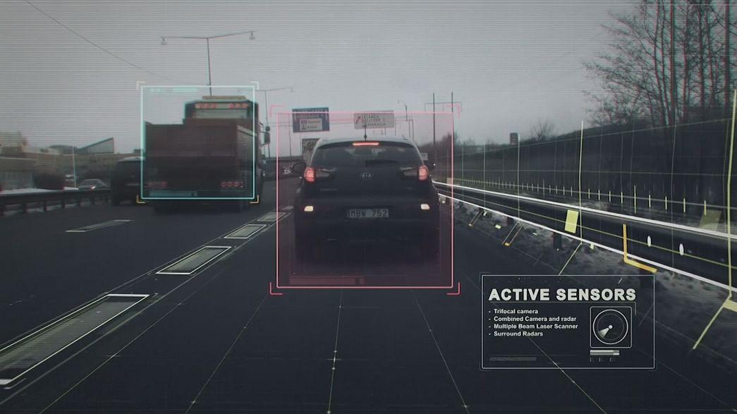 Salon de la Paris : les voitures autonomes