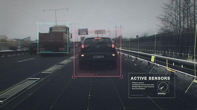 La conducción autónoma, protagonista del Salón del Automóvil de París