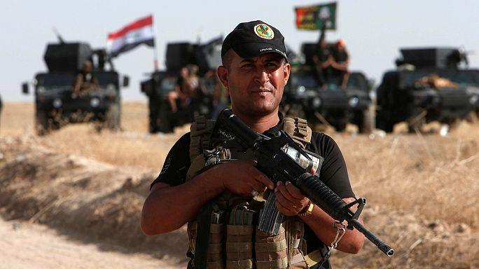 The battle for Mosul so far