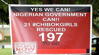 Nigeria : 83 autres lycéennes de Chibok pourraient être libérées