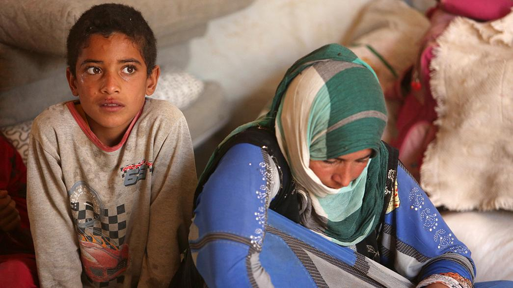 Bataille de Mossoul : crainte d'un déplacement massif de population
