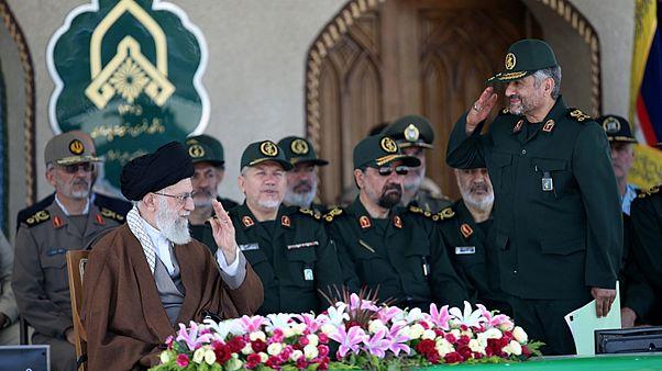 واکنش سپاه به ابلاغیه رهبر ایران در مورد عدم دخالت در انتخابات