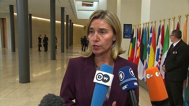 EU fordert humanitäre Waffenruhe für Aleppo - Moskau kündigt Waffenruhe für Donnerstag an