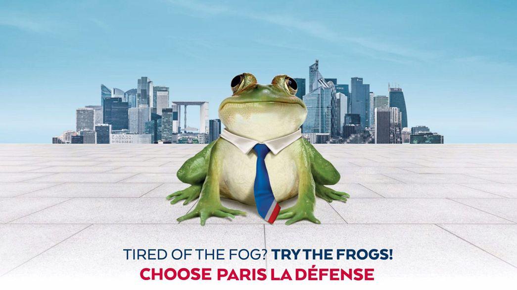 París se activa para encabezar una alternativa a la City, con Fráncfort pisándole los talones