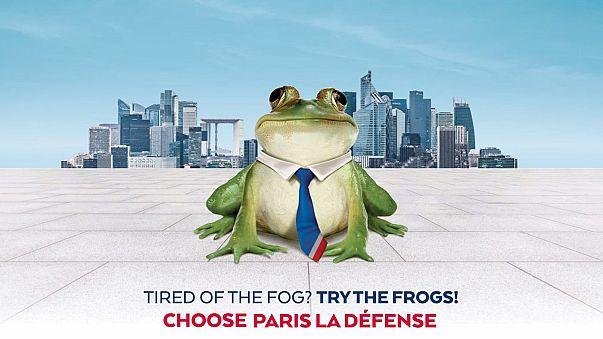 Brexit: la grande Finanza trasloca da Londra, battaglia tra Parigi e Francoforte