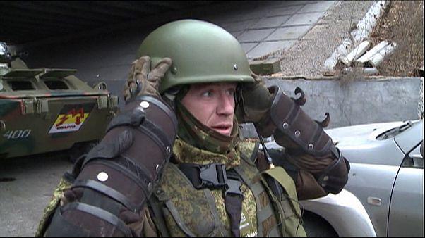 یک فرمانده ارشد جدایی طلبان اوکراین در آسانسور آپارتمانش کشته شد