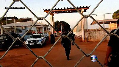 Gewaltwelle in brasilianischen Gefängnissen
