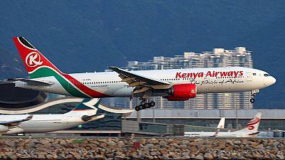 Les pilotes de Kenya Airways suspendent le mot d'ordre de grève