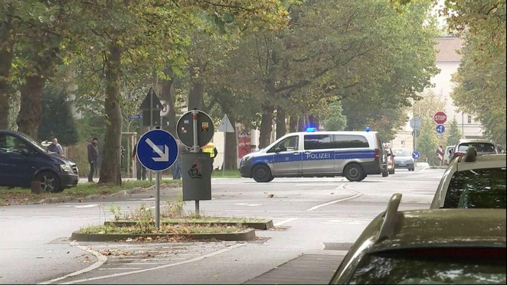 الشرطة الألمانية تفتش مدارس بعد تلقيها رسائل تهديدات