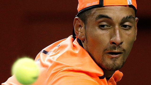 Tennis : Kyrgios suspendu, S. Williams renonce à Singapour