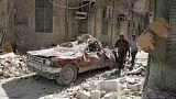 Alep : suspension des bombardements durant huit heures ce jeudi
