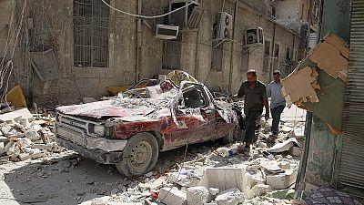 """La Russia annuncia 8 ore di """"pausa umanitaria"""" ad Aleppo"""""""