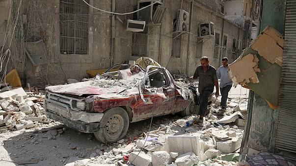 Russia calls eight-hour 'humanitarian pause' in Aleppo