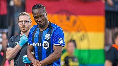 Football / Impact Montreal : tensions entre Drogba et son coach