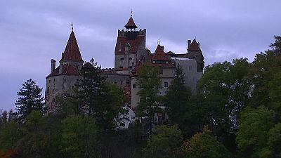 """Roménia: """"Castelo do Drácula"""" recebe hóspedes"""