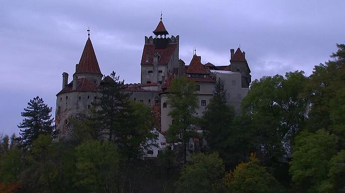 Egy éjszaka Drakula kastélyában
