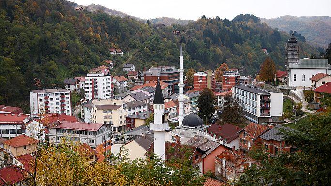Srebrenitsa'ya Sırp belediye başkanı