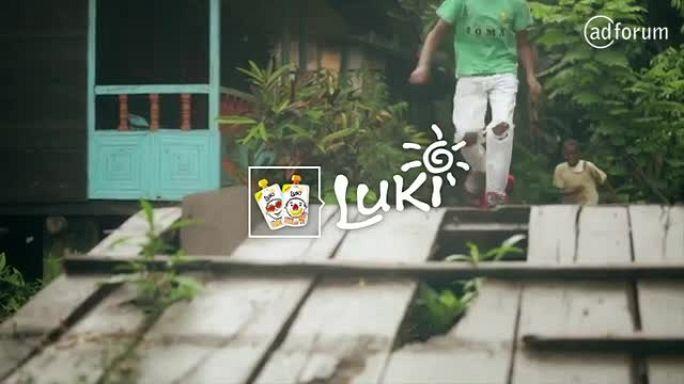 The lifesaver backpack (Luki Fruit Snacks)