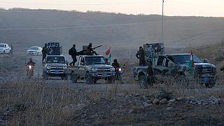 Pentagon zufrieden mit Offensive auf Mossul