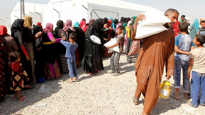 Amnesty warnt vor Verfolgung von Flüchtlingen aus Mossul