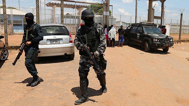 Otra gran evasión en una prisión de Brasil
