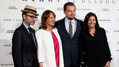 Climat: ''le temps presse'' précise Lonardo DiCaprio