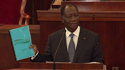 Ivorian opposition members to hit the streets against new constitution
