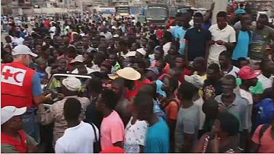 Haïti privé d'aide humanitaire